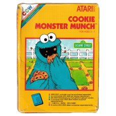 Cookie Monster Munch for Atari 2600