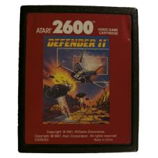 Defender II for Atari 2600