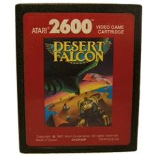 Desert Falcon for Atari 2600