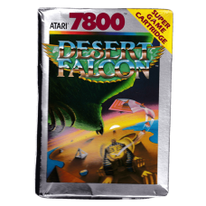 Desert Falcon for Atari 7800