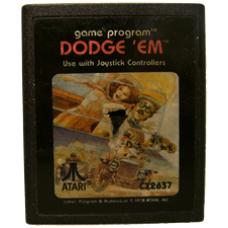 Dodge 'Em for Atari