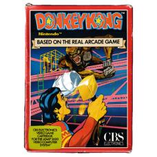 Donkey Kong* for Atari 2600