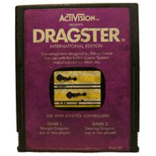 Dragster for Atari
