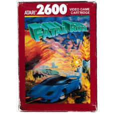 Fatal Run for Atari 2600