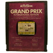 Grand Prix for Atari