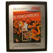 Kangaroo for Atari 2600
