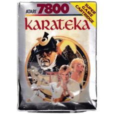 Karateka for Atari 7800