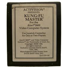 Kung Fu Master for Atari