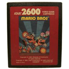 Mario Bros for Atari 2600