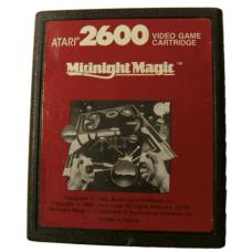 Midnight Magic for Atari 2600