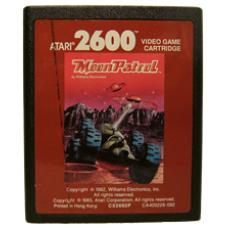 Moon Patrol for Atari 2600