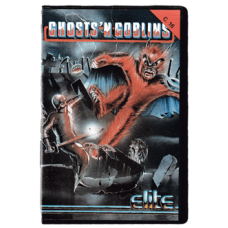 Ghosts' N Goblins for Commodore