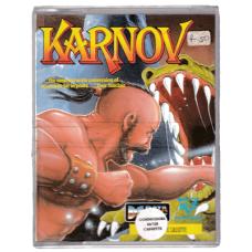 Karnov for Commodore 64