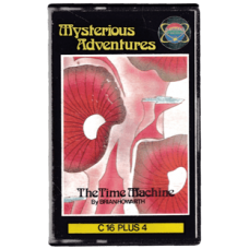 Mysterious Adventures for Commodore 16