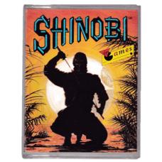 Shinobi for Spectrum