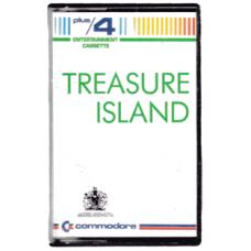 Treasure Island for Commodore +4