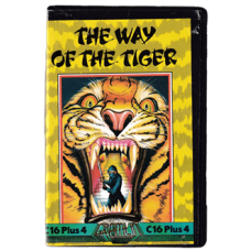 The Way of the Tiger for Commodore