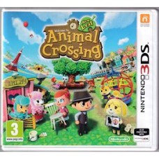 Animal Crossing: New Leaf for Nintendo 3DS