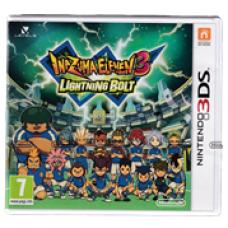 Inazuma Eleven 3: Lightning Bolt for Nintendo 3DS