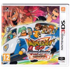 Inazuma Eleven Go: Chrono Stones: Wildfire for Nintendo 3DS