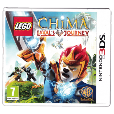 Lego Chima: Laval's Journey for Nintendo 3DS