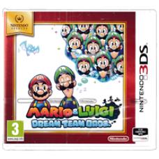 Mario & Luigi: Dream Team Bros for Nintendo 3ds
