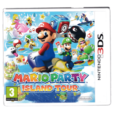 Mario Party: Island Tour for Nintendo 3DS