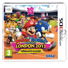 Mario & Sonic At The London 2012 Olympic Games for Nintendo 3DS