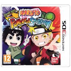 Naruto Powerful Shippuden for Nintendo 3DS