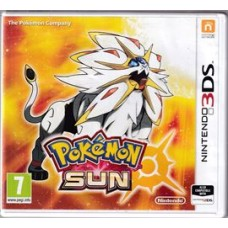 Pokemon Sun for Nintendo 3DS