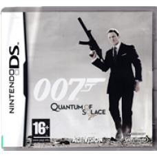 007 Quantum of Solace for Nintendo DS