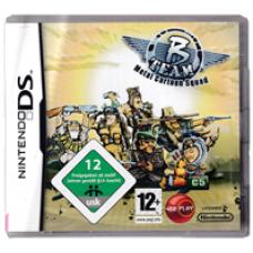 B Team Metal Cartoon Squad for Nintendo DS