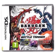 Bakugan Battle Brawlers: Battle Trainer* for Nintendo DS