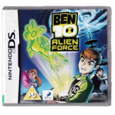 Ben 10: Alien Force for Nintendo DS
