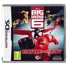 Big Hero 6 for Nintendo DS