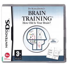 Brain Training: How Old Is Your Brain? for Nintendo DS