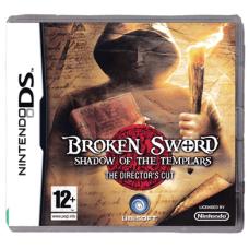 Broken Sword: Shadow of the Templars for Nintendo DS