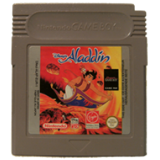 Aladdin for Nintendo Gameboy