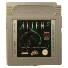 Alien 3 for Nintendo Gameboy
