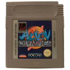 Alien Olympics for Nintendo Gameboy