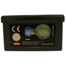 Alienators: Evolution Continues for Nintendo Gameboy Advance