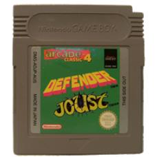 Arcade Classic 4 for Nintendo Gameboy