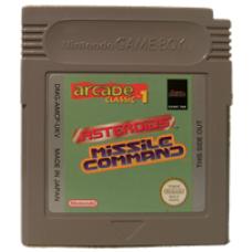 Arcade Classic 1 for Nintendo Gameboy