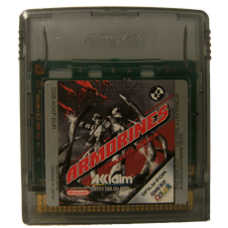 Armorines: Project Swarm for Nintendo Gameboy Color