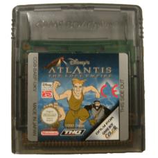 Atlantis: The Lost Empire for Nintendo Gameboy Color