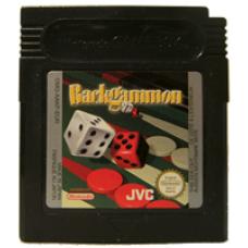 Backgammon for Nintendo Gameboy
