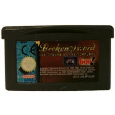 Broken Sword: Shadow of the Templars for Nintendo Gameboy Advance
