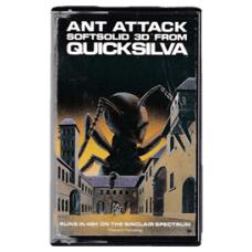 Ant Attack for Spectrum