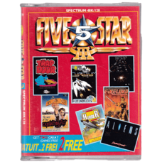 Five Star 3 for Spectrum