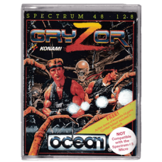 Gryzor for Spectrum